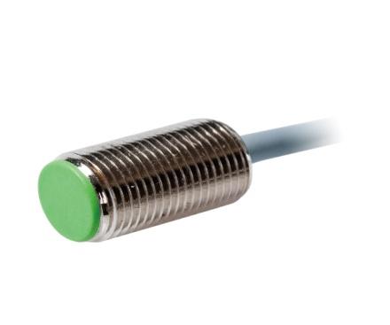 宜科金属圆柱形电感式传感器-KM08SS