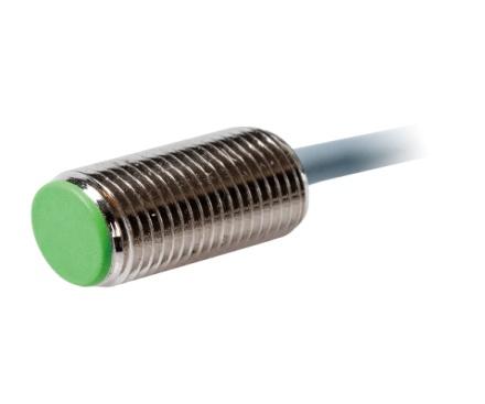 宜科金属圆柱形电感式传感器-M12SS