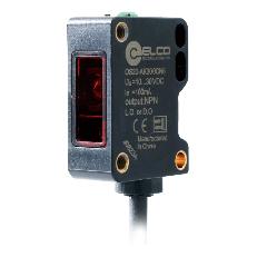 宜科方形光电传感器OS20