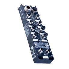 宜科总线IO模块 FCDP-1600P-M12