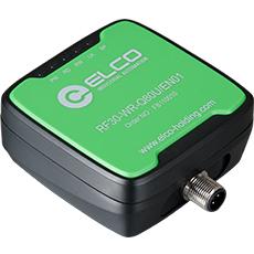宜科UHF近距离总线接口读写头Q80U: RF30-WR-Q80U(需要选配网关模块)